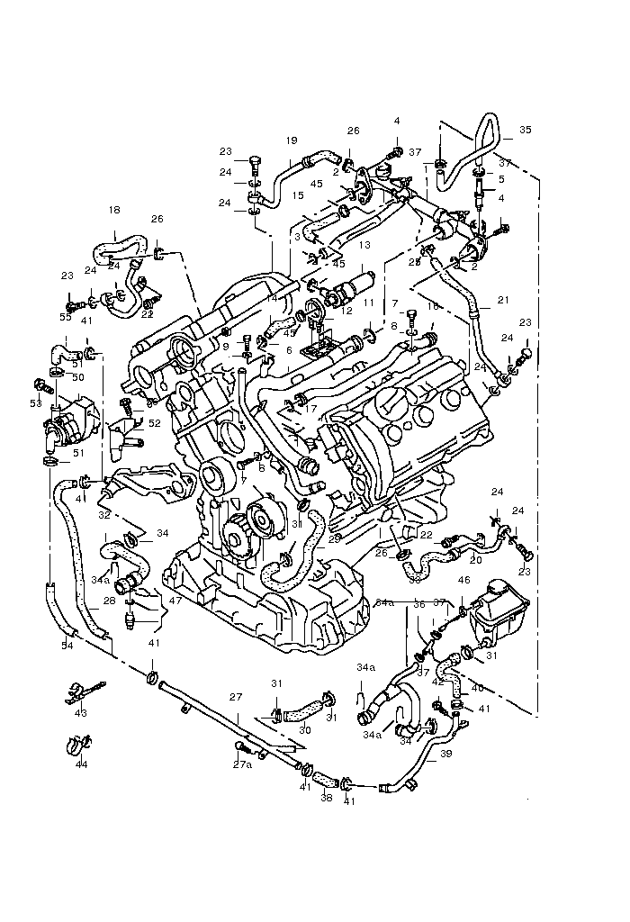 2000 audi a4 engine diagrams enthusiast wiring diagrams u2022 rh rasalibre co Audi TT Engine Diagram Audi A4 Engine Diagram