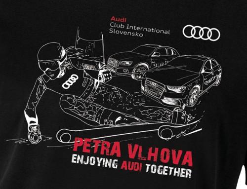 Petra Vlhová čestnou členkou Audi Club International Slovensko