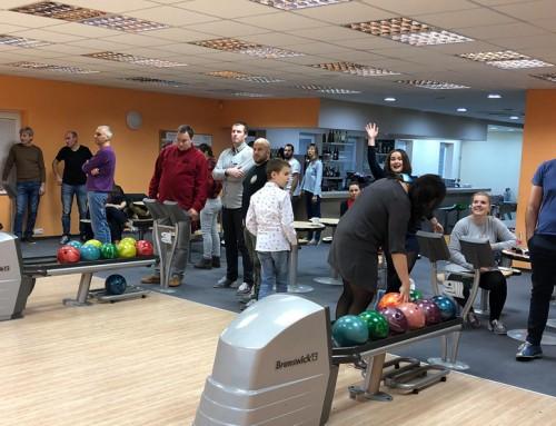 Narodeninový bowling, Bratislava, 16. 6.