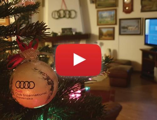 VIDEO: Šťastné a veselé