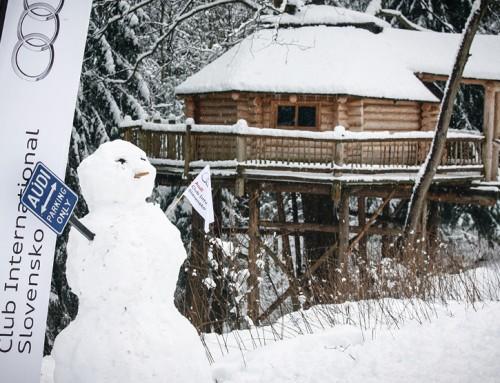 Zimný zraz v Sudoparku 21. – 23. 2.