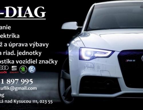 Predstavujeme nového partnera JK-DIAG