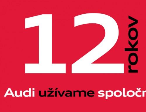 Dekáda klubu fanúšikov Audi na Slovensku